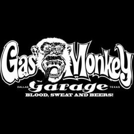 Gas Monkey (1) Férfi póló