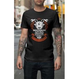 Motoros Apuka Férfi póló