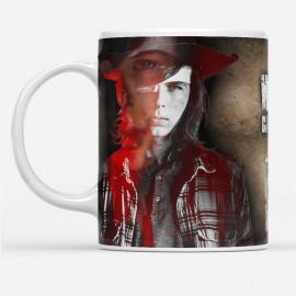 The Walking Dead Carl Grimes Bögre