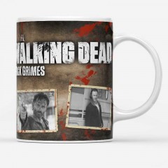 The Walking Dead Rick Grimes Bögre