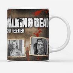 The Walking Dead Carol Peletier Bögre
