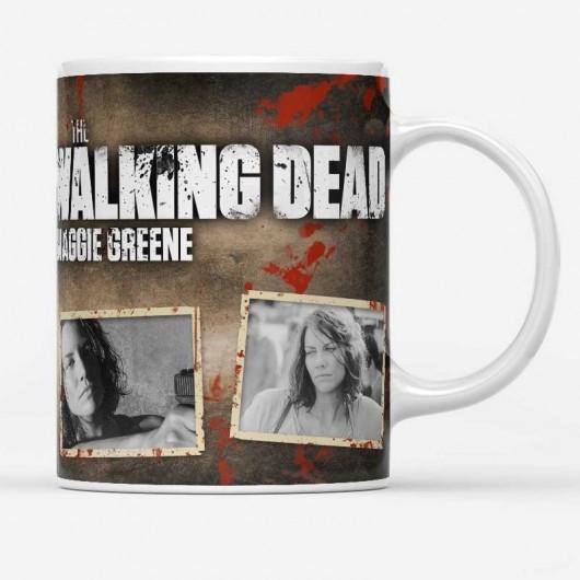The Walking Dead Maggie Greene Bögre