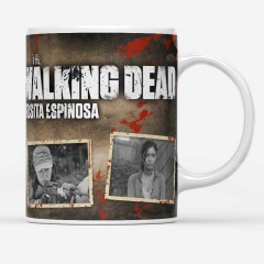 The Walking Dead Rosita Espinosa Bögre