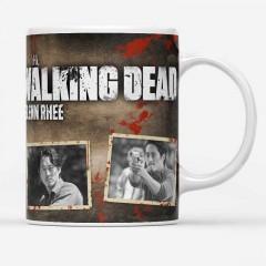 The Walking Dead Glenn Rhee Bögre