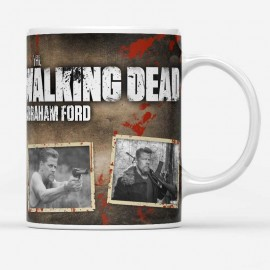 The Walking Dead Abraham Ford Bögre