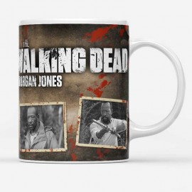 TWD Morgan Jones Bögre