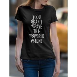You Can't Save Női Póló