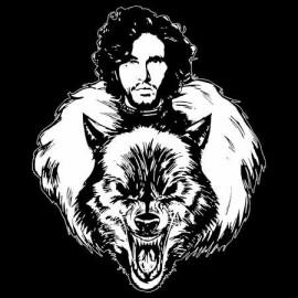 Jon Snow Női póló
