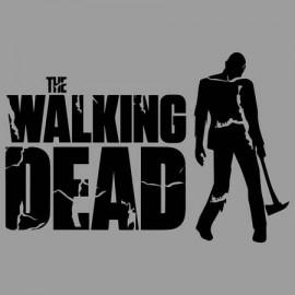 TWD Logo zombie Férfi póló