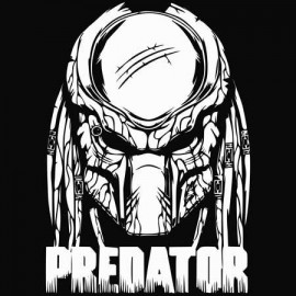 Predator Mask Női póló