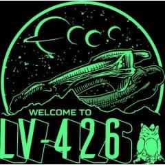 Welcome to LV-426 Női póló