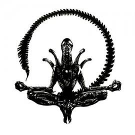 Alien Zen Női póló