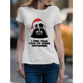 Vader Santa Női póló
