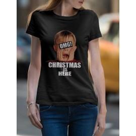 Omg Christmas is Here Női póló
