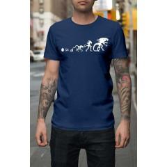 Alien Evolution Férfi póló