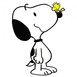 Snoopy with Friend Női Póló