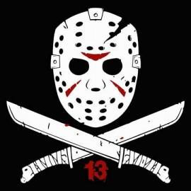 Jason 13 Férfi póló