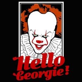 Hello Georgie Férfi póló