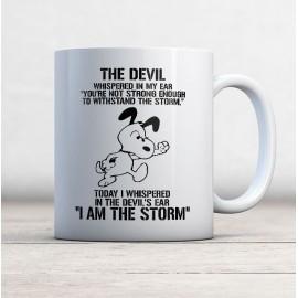 I am the storm Bögre