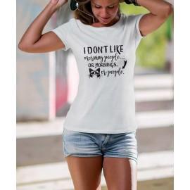 I dont like