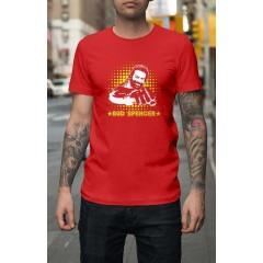 Bud Spencer Férfi póló