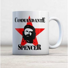Commandante Spencer Bögre