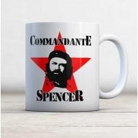 Commandante Spencer Bögre