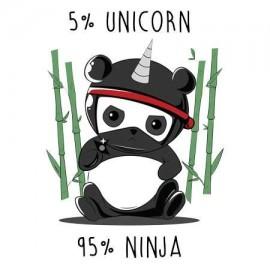 Ninja Panda_2  Női Póló